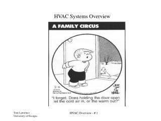 HVAC Systems Overview