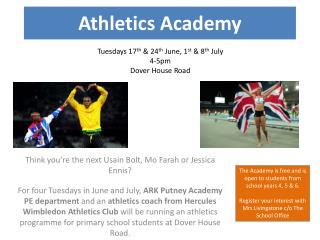 Athletics Academy