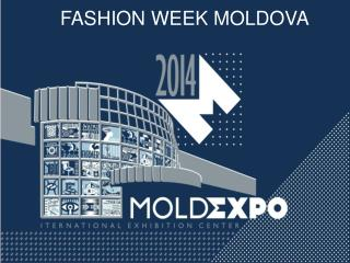 FASHION WEEK MOLDOVA