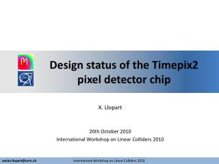 Design status of the Timepix2 pixel detector chip