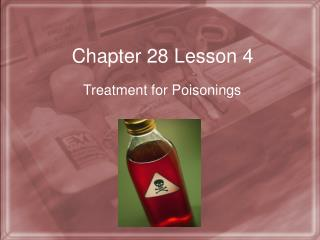 Chapter 28 Lesson 4