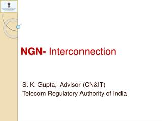 NGN-  Interconnection