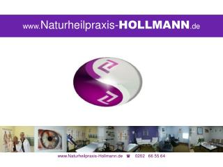 Naturheilpraxis- HOLLMANN .de Ardenne Thymus THX