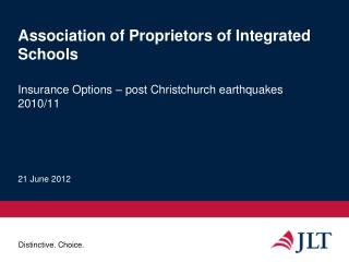 Association of Proprietors of Integrated Schools