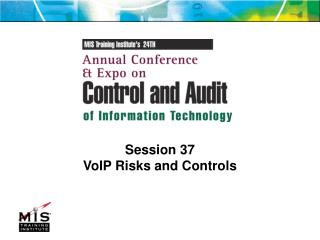 Voice Over IP Risks and Controls