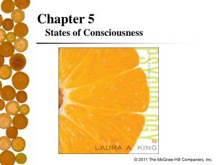 Chapter 5 States of Consciousness
