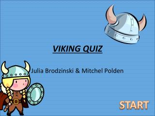 VIKING QUIZ