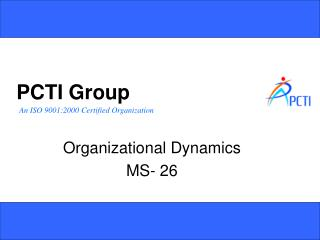 PCTI Group