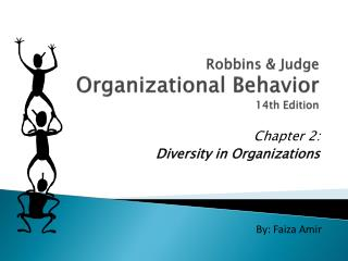 Robbins & Judge Organizational Behavior 14th Edition