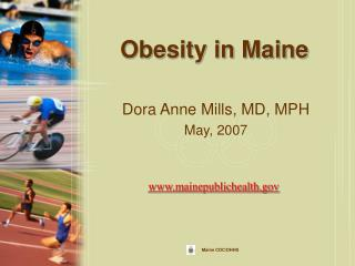 Obesity in Maine