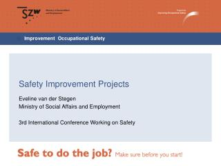 Safety Improvement Projects