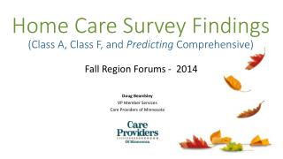 Fall Region Forums -   2014