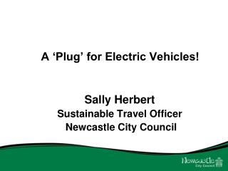 A 'Plug' for Electric Vehicles!