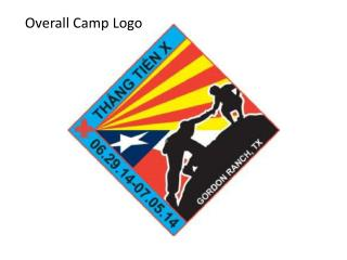 Overall Camp Logo