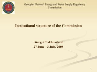 Georgian National Energy and Water Supply Regulatory Commission