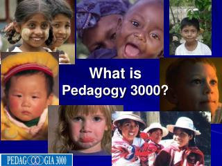 What is Pedagogy 3000?