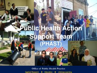 Public Health Action Support Team (PHAST)