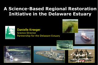 A Science-Based Regional Restoration Initiative in the Delaware Estuary
