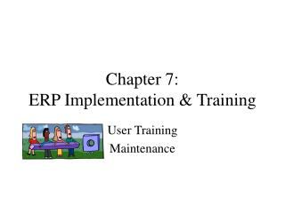 Chapter 7: ERP Implementation & Training