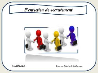 Rika  LOMAMA                                                         Licence Assistant de Manager