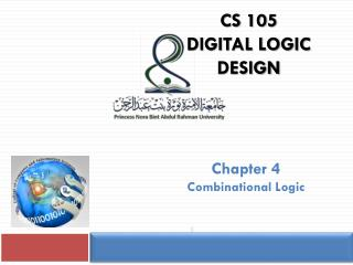 CS 105 Digital Logic Design