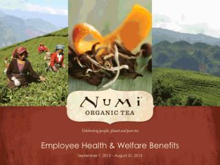 Employee Health & Welfare Benefits