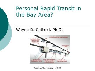 Personal Rapid Transit in the Bay Area?