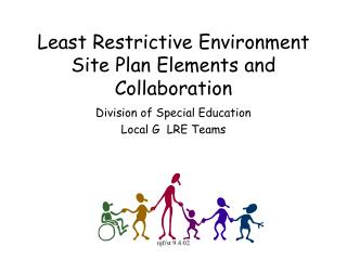 Least Restrictive Environment Site Plan Elements and Collaboration