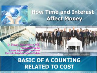 BASIC OF A COUNTING  RELATED TO COST