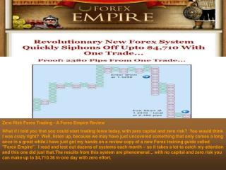 Forex Empire goes live Tuesday 16th June at 3pm Eastern