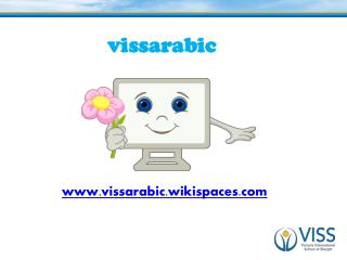 vissarabic.wikispaces
