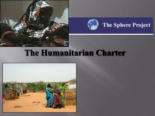 The Humanitarian Charter