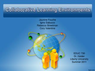 Collaborative Learning Environments