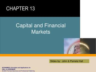 Capital and Financial Markets