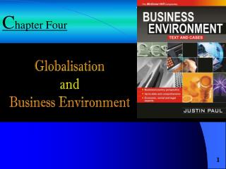 Globalisation and Business Environment