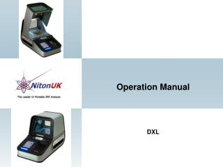 Operation Manual