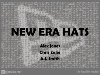 NEW ERA HATS