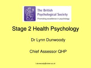 Stage 2 Health Psychology
