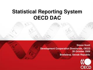 Statistical Reporting System  OECD DAC