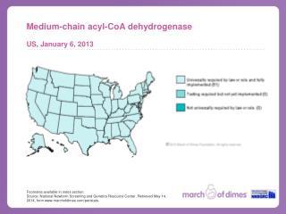 Medium-chain acyl-CoA dehydrogenase