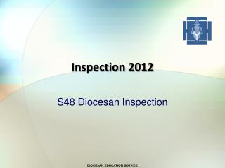 Inspection 2012