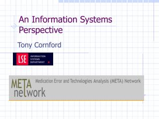 An Information Systems Perspective