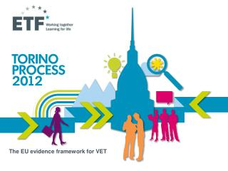 The EU evidence framework for VET