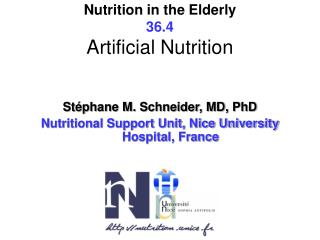 Nutrition in the Elderly 36.4 Artificial Nutrition