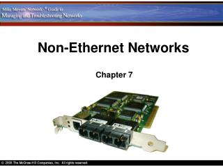 Non-Ethernet Networks
