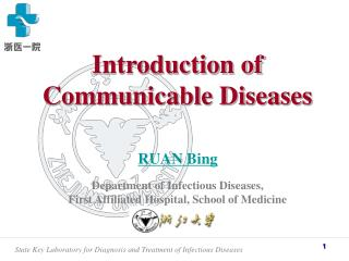 Introduction of  Communicable Diseases