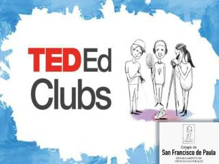 What is a TED-Ed Club??