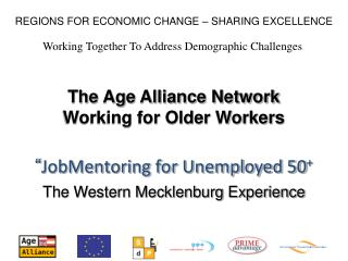 Working Together To Address Demographic Challenges