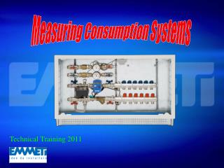 Measuring Consumption Systems