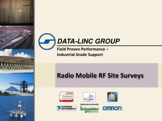 Radio Mobile RF Site Surveys